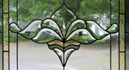 Beveled Glass and Window Panels 18