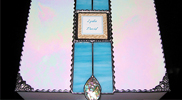 Bridal Keepsake Boxes and Framed Wedding Invitations 01