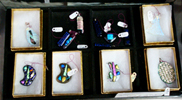 Fused Dichroic Glass Jewelry 02