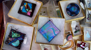 Fused Dichroic Glass Jewelry 03